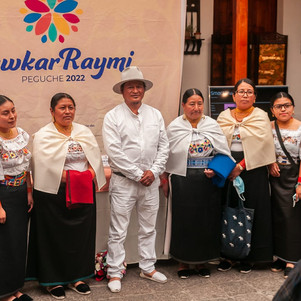 Peguche se alista para un nuevo Pawkar Raymi
