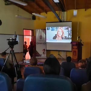 """Evento mentes de impacto: """"Hoy es tu día para evolucionar"""" de desarrolló en Otavalo"""