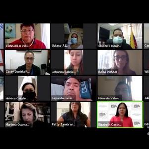 Registro Civil de Ecuador Zona 1 rindió cuentas a la ciudadanía