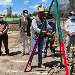 58 obras de infraestructura se ejecutarán este año en Antonio Ante