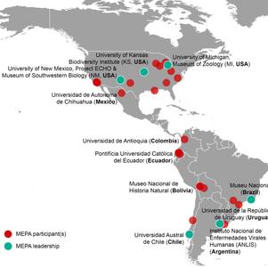 El desarrollo de una red mundial de biorepositorios permitirá la detección temprana como el COVID19