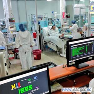 Hospital General Ibarra reabre unidad de cuidados intensivos NO COVID-19