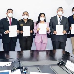Aprueban en primera sesión, reglamento de funcionamiento para su implementación en el país