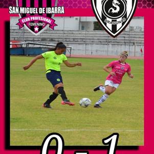 San Miguel de Ibarra Saitel eliminado de la Super Liga Femenina
