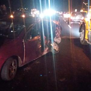 ECU 911 coordinó atención con organismos de asistencia tras choque en Cajas