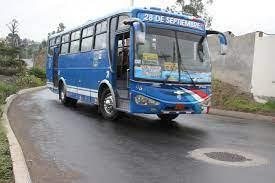 Desde noviembre el pasaje del bus aumenta a 0.35 ctvs
