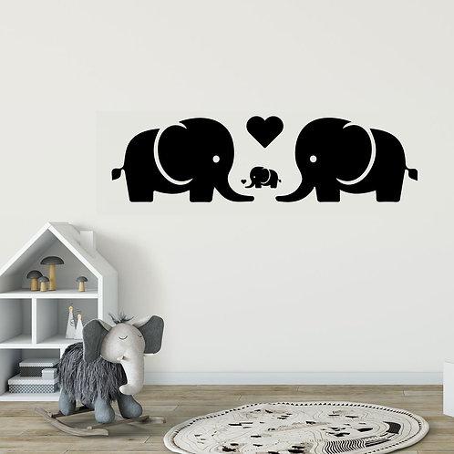 Love #4 Decal Wall Sticker