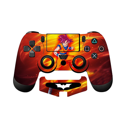 PS4 Dragon Ball Z #3 Skin For PlayStation 4 Controller