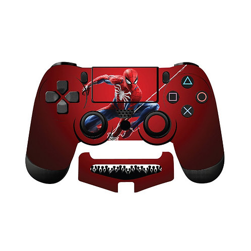 PS4 Spider-Man #3 Skin For PlayStation 4 Controller