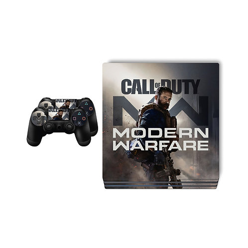 PS4 Pro Call of Duty #2 Skin For PlayStation 4