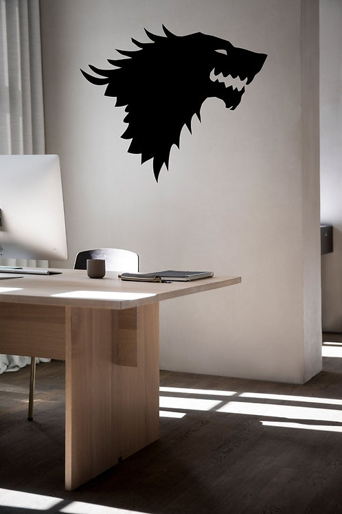 Game Of Thrones #2 Decal Wall Sticker