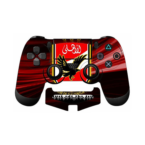 PS4 Al Ahly SC #5 Skin For PlayStation 4 Controller