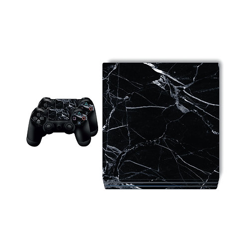 PS4 Pro Marble #1 Skin For PlayStation 4