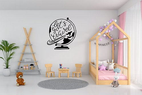 Home Quote #5 Decal Wall Sticker