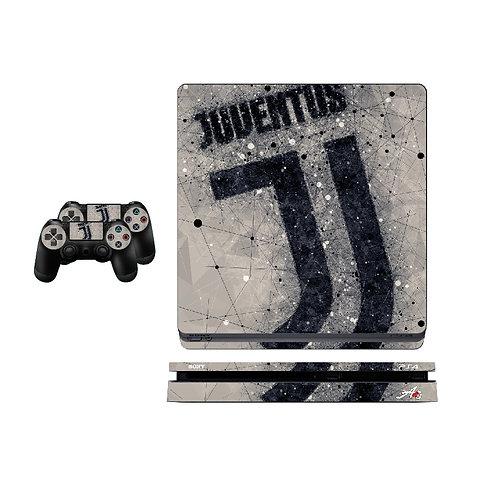 PS4 Slim Juventus F.C. #1 Skin For PlayStation 4