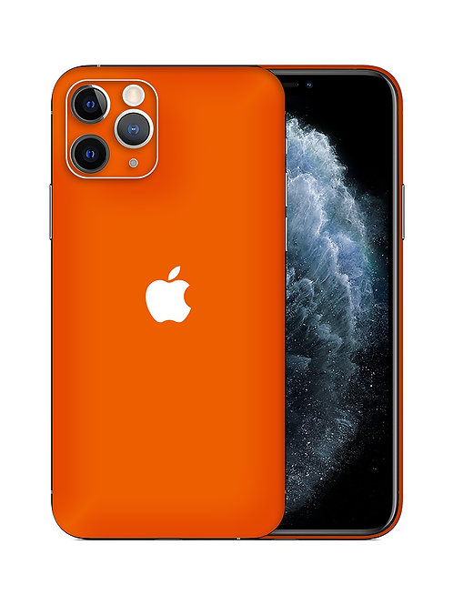 Samsung Orange Skin
