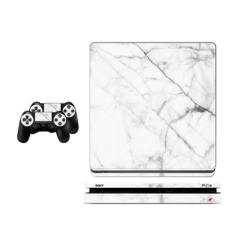 PS4 Slim Marble #2 Skin For PlayStation 4