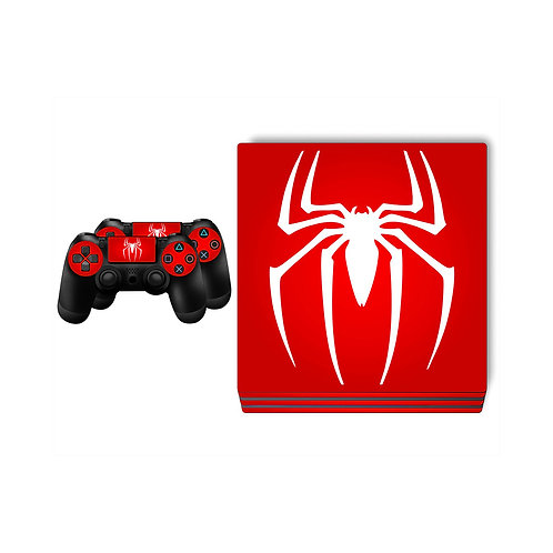 PS4 Pro Spider-Man #1 Skin For PlayStation 4
