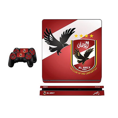 PS4 Slim Al Ahly SC #1 Skin For PlayStation 4