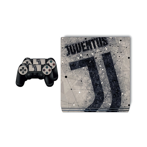 PS4 Pro Juventus F.C. #1 Skin For PlayStation 4