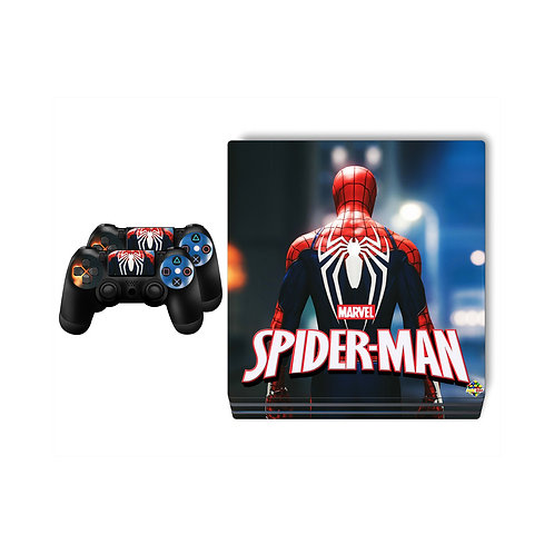 PS4 Pro Spider-Man #2 Skin For PlayStation 4