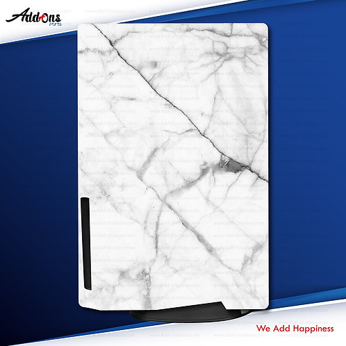 PS5 CD Disk Marble #2 Skin For PlayStation 5