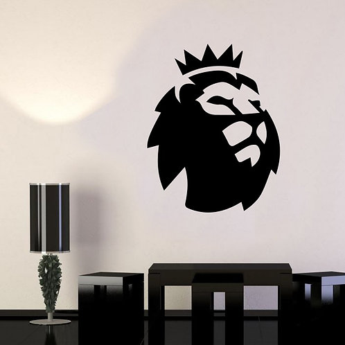 Premier League Decal Wall Sticker