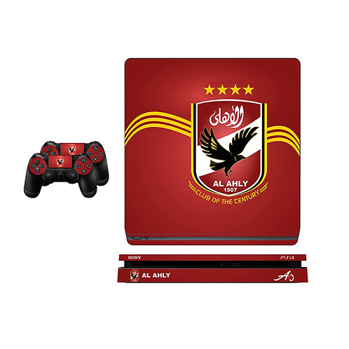 PS4 Slim Al Ahly SC #2 Skin For PlayStation 4