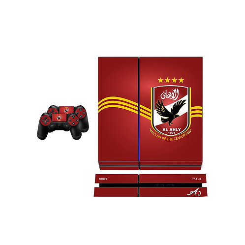 PS4 Standard Al Ahly SC #2 Skin For PlayStation 4