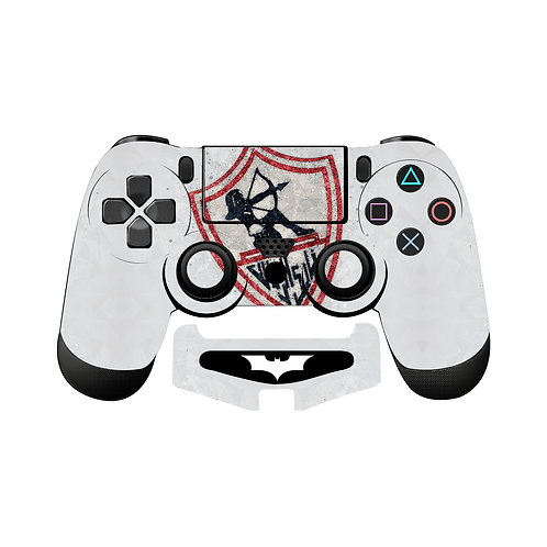 PS4 Zamalek SC #4 Skin For PlayStation 4 Controller