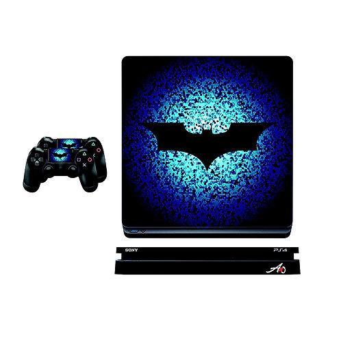 PS4 Slim Batman #2 Skin For PlayStation 4