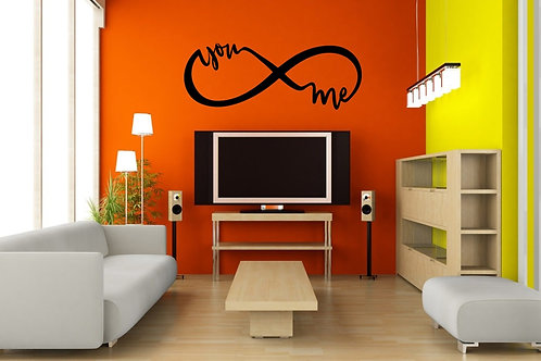 Love Decal #1 Wall Sticker