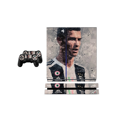 PS4 Standard CR7 #5 Skin For PlayStation 4