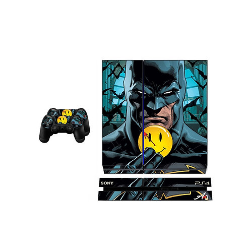 PS4 Standard Batman #3 Skin For PlayStation 4