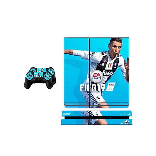 PS4 Standard CR7 #2 Skin For PlayStation 4