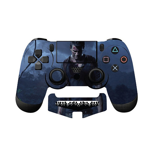 PS4 Uncharted Skin For PlayStation 4 Controller