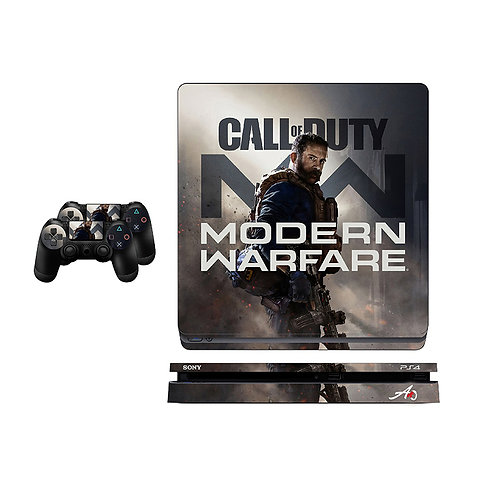 PS4 Slim Call of Duty #2 Skin For PlayStation 4