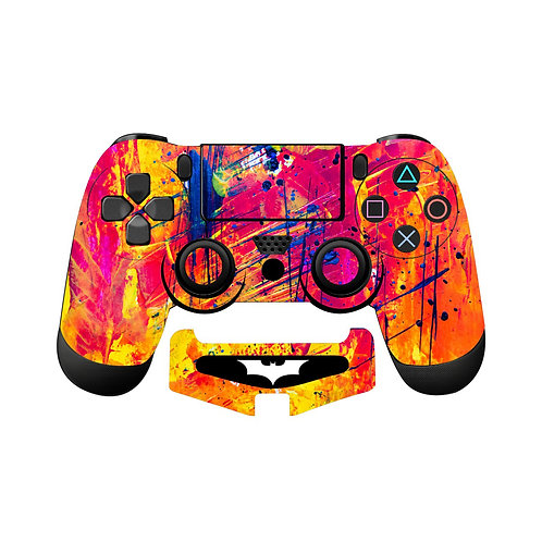 PS4 Artwork #4 Skin For PlayStation 4 Controller