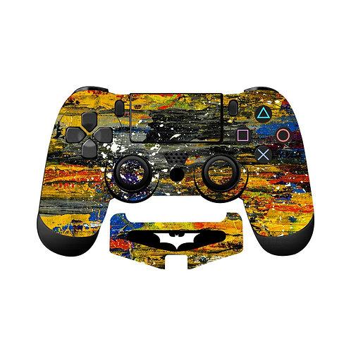 PS4 Artwork #6 Skin For PlayStation 4 Controller