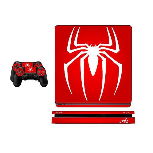 PS4 Slim Spider-Man #1 Skin For PlayStation 4