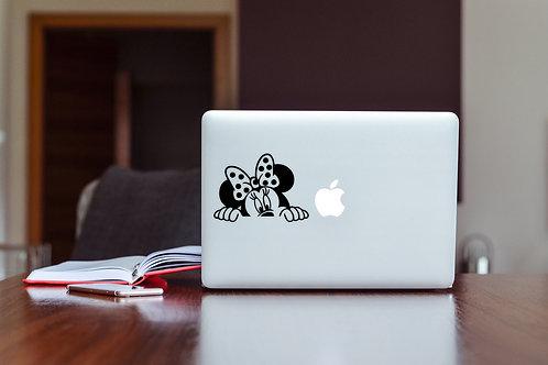 Mini Mickey Decal Sticker For Laptop & MacBook