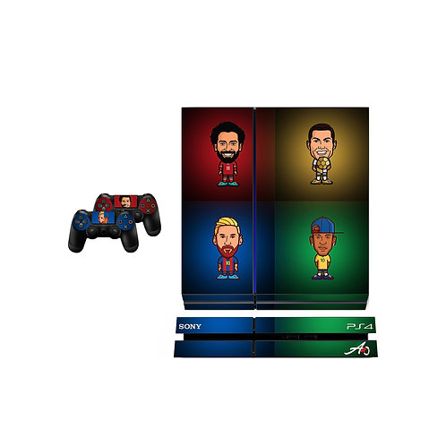 PS4 Standard UCL Champions Skin For PlayStation 4