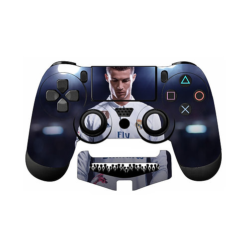 PS4 CR7 #3 Skin For PlayStation 4 Controller