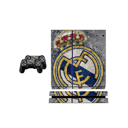 PS4 Standard Real Madrid CF #7 Skin For PlayStation 4