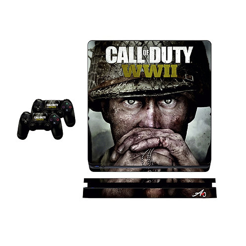 PS4 Slim Call of Duty #1 Skin For PlayStation 4