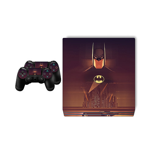 PS4 Pro Batman #4 Skin For PlayStation 4