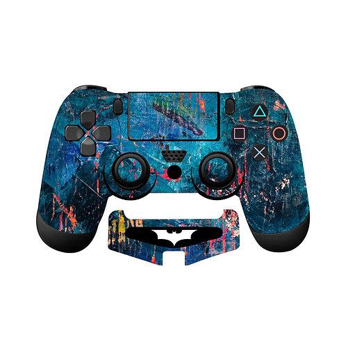 PS4 Artwork #8 Skin For PlayStation 4 Controller