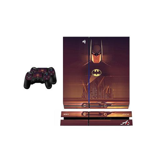 PS4 Standard Batman #4 Skin For PlayStation 4