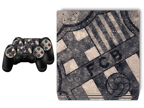 PS4 Pro FC Barcelona #6 Skin For PlayStation 4