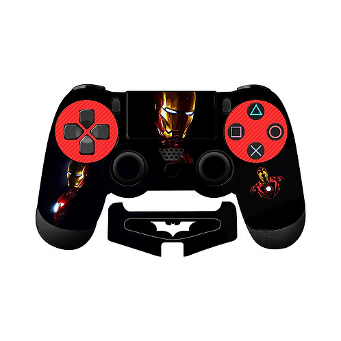 PS4 Iron Man #3 Skin For PlayStation 4 Controller